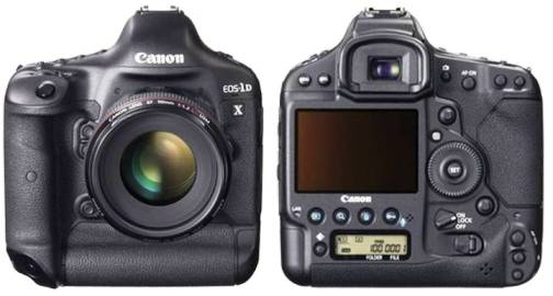 1. Canon EOS 1Dx Top 10 Best DSLR Cameras in 2012