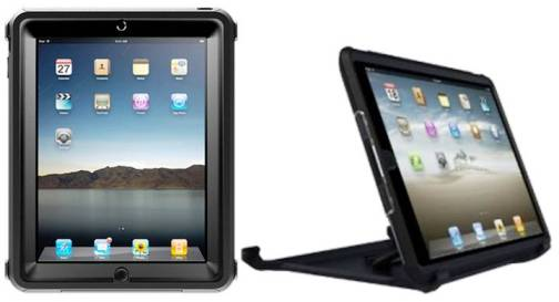 1. Otterbox Defender Top 10 Best New iPad 3 Cases and Covers