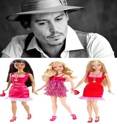 10. Barbie Collection of Johnny Depp e13335447785021 10 Weird Hobbies of the Rich and Famous