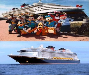 10. Disney Cruises