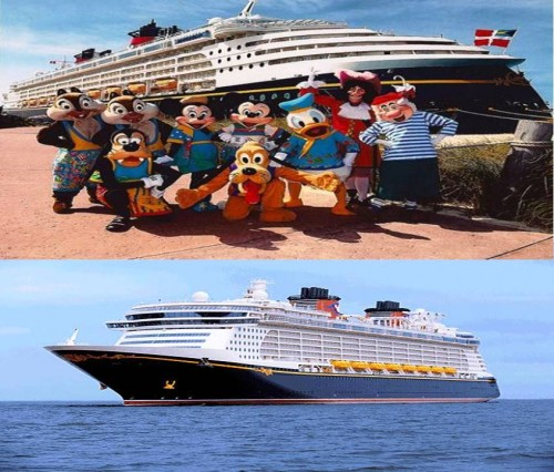 10. Disney Cruises e1334652838582 10 Best Places to Visit During Summer