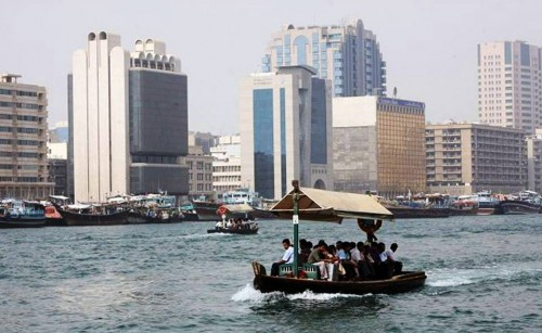 10. Experience a Ride with Dhow across Dubai Creek e1334645062875 Top 10 Things to Do When You Go to Dubai