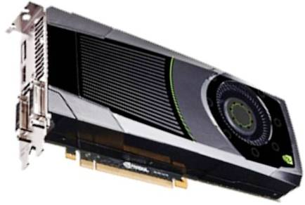 10. NVIDIA GeForce GTX 660 Ti Top 10 Best Graphic Cards in 2012