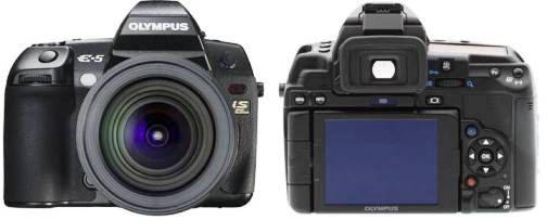 10. Olympus E 5 Top 10 Best DSLR Cameras in 2012