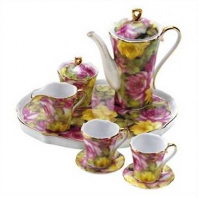 10. Tea Cup Set e1334939420715 Top 10 Mothers Day Gifts Under $20