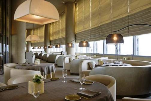 2. Armani Ristorante Top 10 Best Restaurants in Dubai