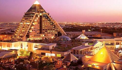 2 raffles dubai tip top for Top 10 best hotels in dubai