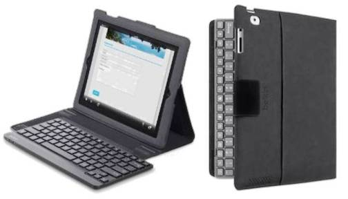 3. Belkin Yourtype Folio Top 10 Best New iPad 3 Cases and Covers