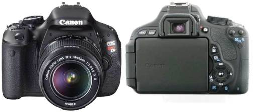3. Canon EOS Rebel T3i Top 10 Best DSLR Cameras in 2012