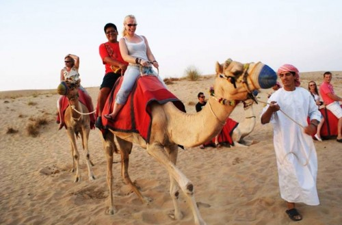 4. A Camel Ride in the Desert e1334645294207 Top 10 Things to Do When You Go to Dubai
