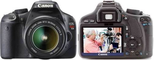 4. Canon EOS Rebel T2i Top 10 Best DSLR Cameras in 2012
