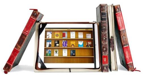 4. Twelve South BookBook Top 10 Best New iPad 3 Cases and Covers