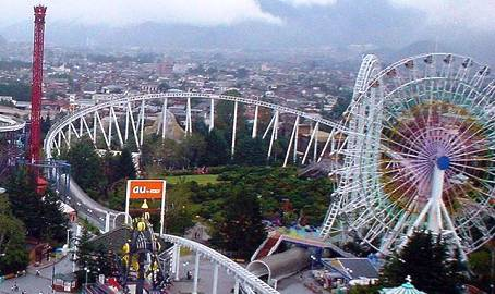 5. Dodonpa Top 10 Fastest Roller Coaster Rides in the World