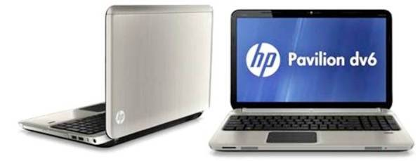 5. HP Pavilion DV6 6150US Top 10 Best Laptops for College Students in 2012