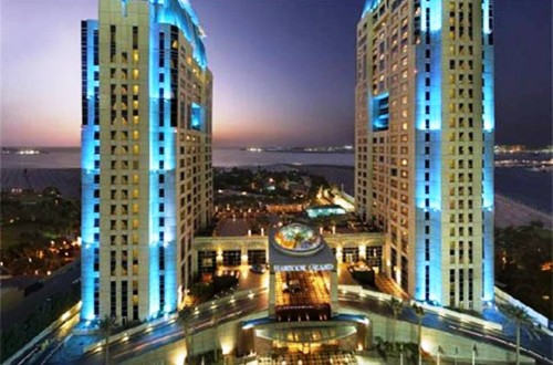5. Habtoor Grand Beach Resort and Spa e1334589098571 Top 10 Most Luxurious Hotels in Dubai