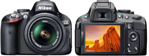 5. Nikon D5100 Top 10 Best DSLR Cameras in 2012