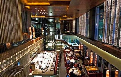 5. Zuma Top 10 Best Restaurants in Dubai