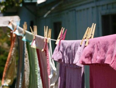 6. Drying Off the Clothes e1334756195566 Top 10 Actions to Help the Environment