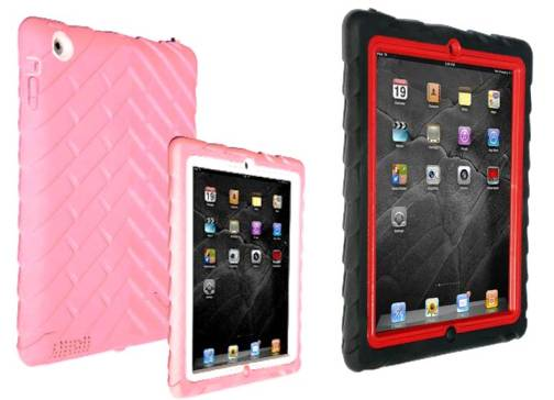 6. Gumdrop Drop Tech Top 10 Best New iPad 3 Cases and Covers