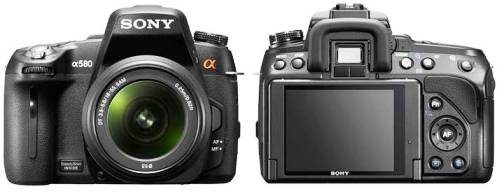 6. Sony A580 Top 10 Best DSLR Cameras in 2012