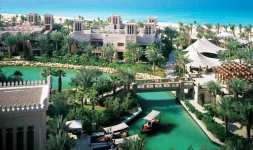 7. Dar Al MaysafMadinat Jumeirah e1334589027709 Top 10 Most Luxurious Hotels in Dubai