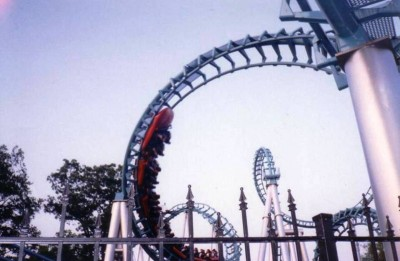 7. Drachen Fire e1334667217513 Top 10 Best Roller Coaster Rides in the World
