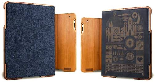 7. Grove Bamboo Case Top 10 Best New iPad 3 Cases and Covers