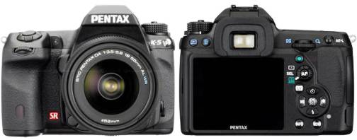 7. Pentax K 5 Top 10 Best DSLR Cameras in 2012