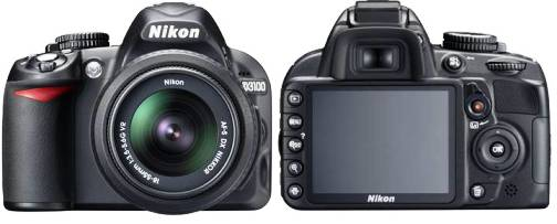 8. Nikon D3100 Top 10 Best DSLR Cameras in 2012