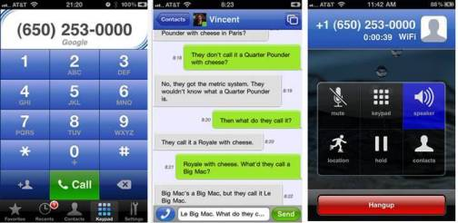 8. Talkatone Top 10 iPhone Apps to Make Free Calls