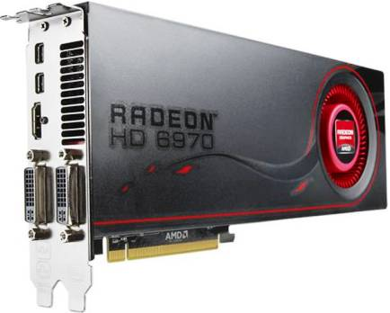 9. AMD Radeon HD 6970 Top 10 Best Graphic Cards in 2012
