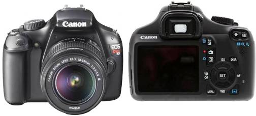 9. Canon EOS Rebel T3 Top 10 Best DSLR Cameras in 2012