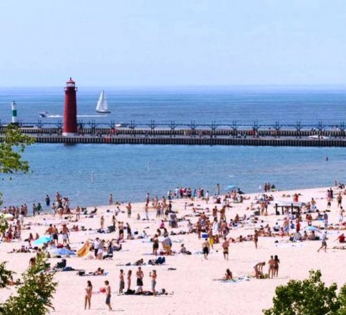 9. Enjoy the Grand Haven Michigan e1334652874582 10 Best Places to Visit During Summer