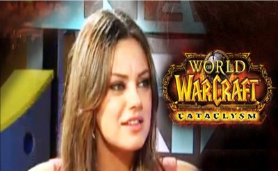 9. World of Warcraft Addict Mila Kunis e13335450092471 10 Weird Hobbies of the Rich and Famous