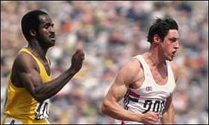 Alan Wells 10 Greatest British Male Olympians