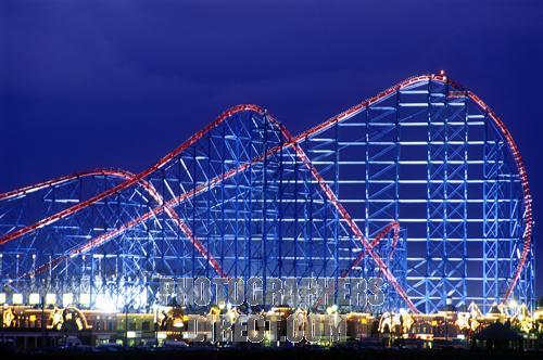 Blackpool Pleasure Beach Lancashire UK Top 10 Best Theme Parks in the World