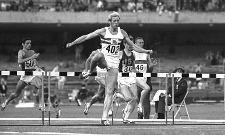 David Hemery 10 Greatest British Male Olympians