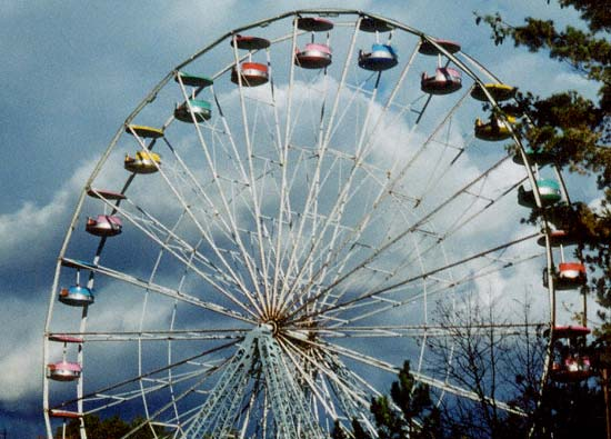 Knoebels Pennsylvania US Top 10 Best Theme Parks in the World