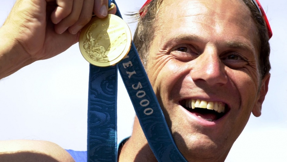 Steve Redgrave 10 Greatest British Male Olympians