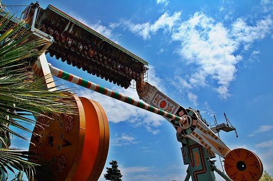 Universal Port Aventura Tarragona Spain Top 10 Best Theme Parks in the World