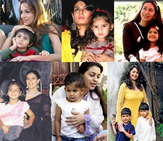 bollywood moms Top 10 Supermoms of Bollywood