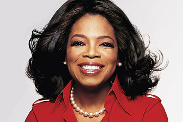 oprah Top 10 Most Entertaining Celebrities of 2012