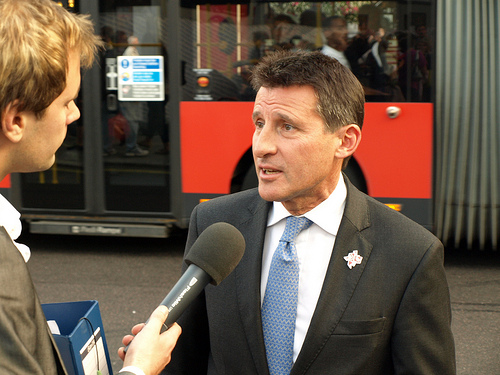 sebastian coe 10 Greatest British Male Olympians