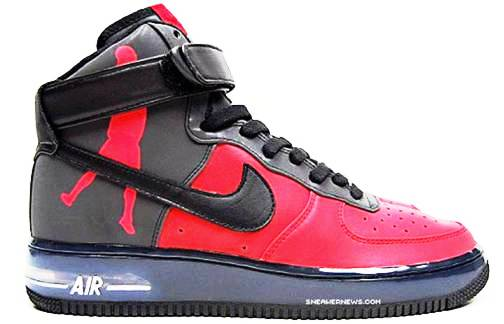 10. Nike Air Force 1 Top 10 Most Expensive Basketball Shoes