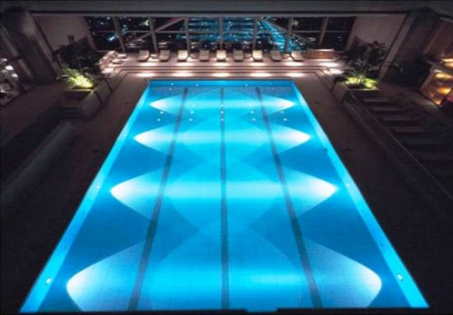 10. Park Hyatt Pool e1337940279219 Top 10 World's Most Picturesque Pools