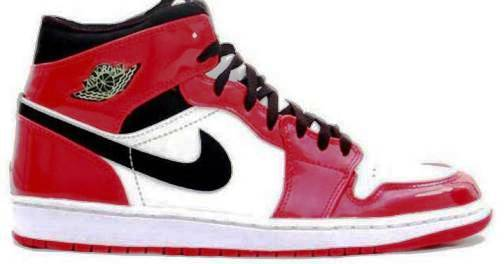 4. Air Jordan I Top 10 Most Expensive Basketball Shoes