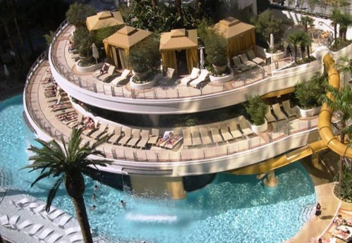 4. Golden Nugget Pool Las Vegas e1337940499268 Top 10 World's Most Picturesque Pools