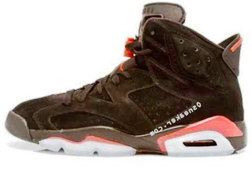 5. Air Jordan VI Top 10 Most Expensive Basketball Shoes