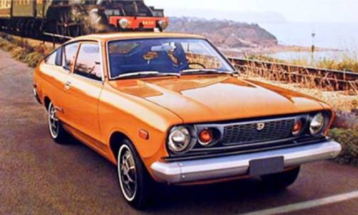 6. 1974 Datsun B210 Coupe Top 10 Slowest Sports Cars of All Time