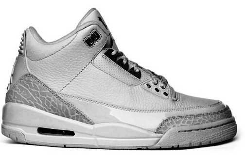 6. Air Jordan III Top 10 Most Expensive Basketball Shoes